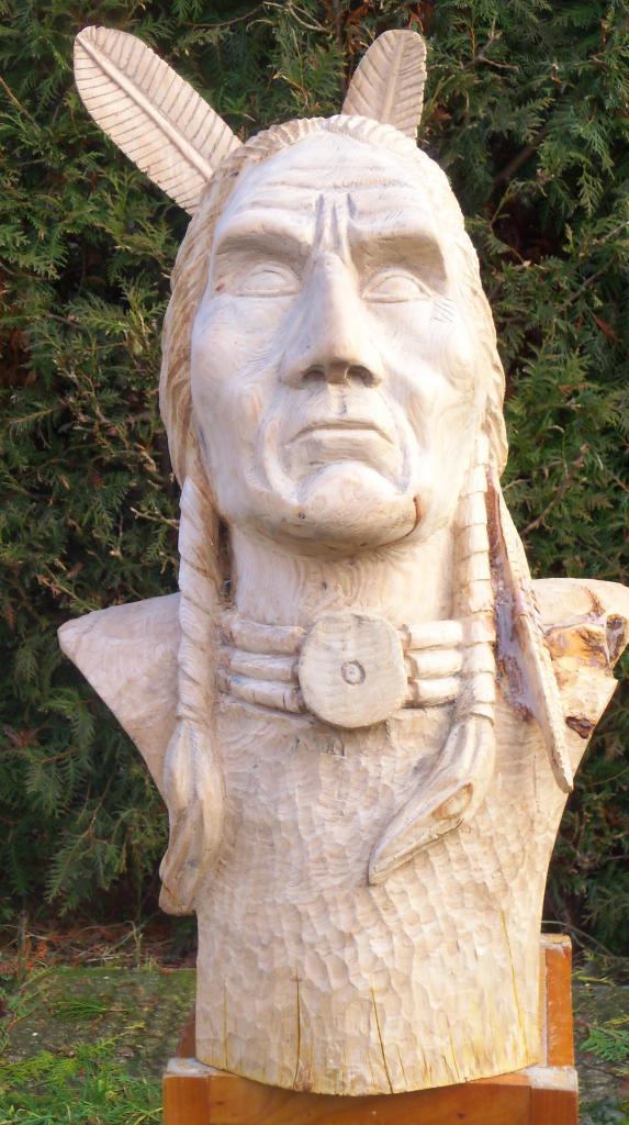 tête d'indien