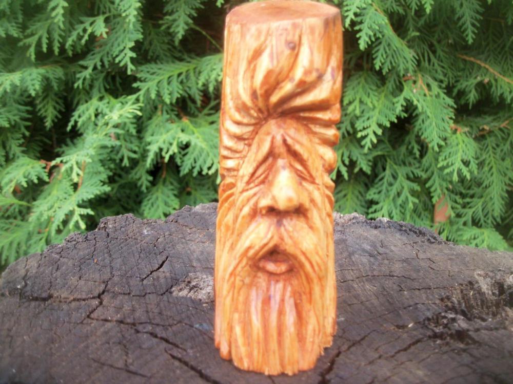 Mini wood spirit