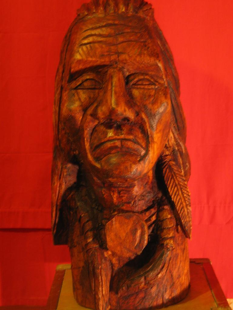 sculpture indien ciré 008
